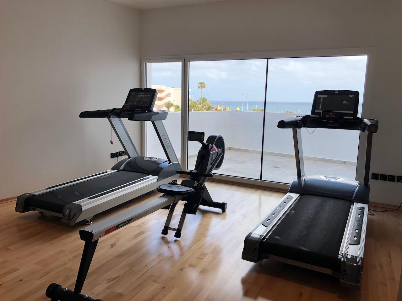 Lava Beach Hotel Gym Cardio