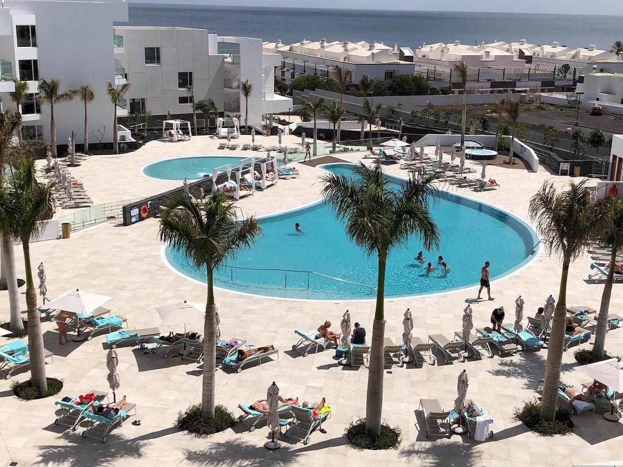 Lava Beach Hotel Swimming Pools