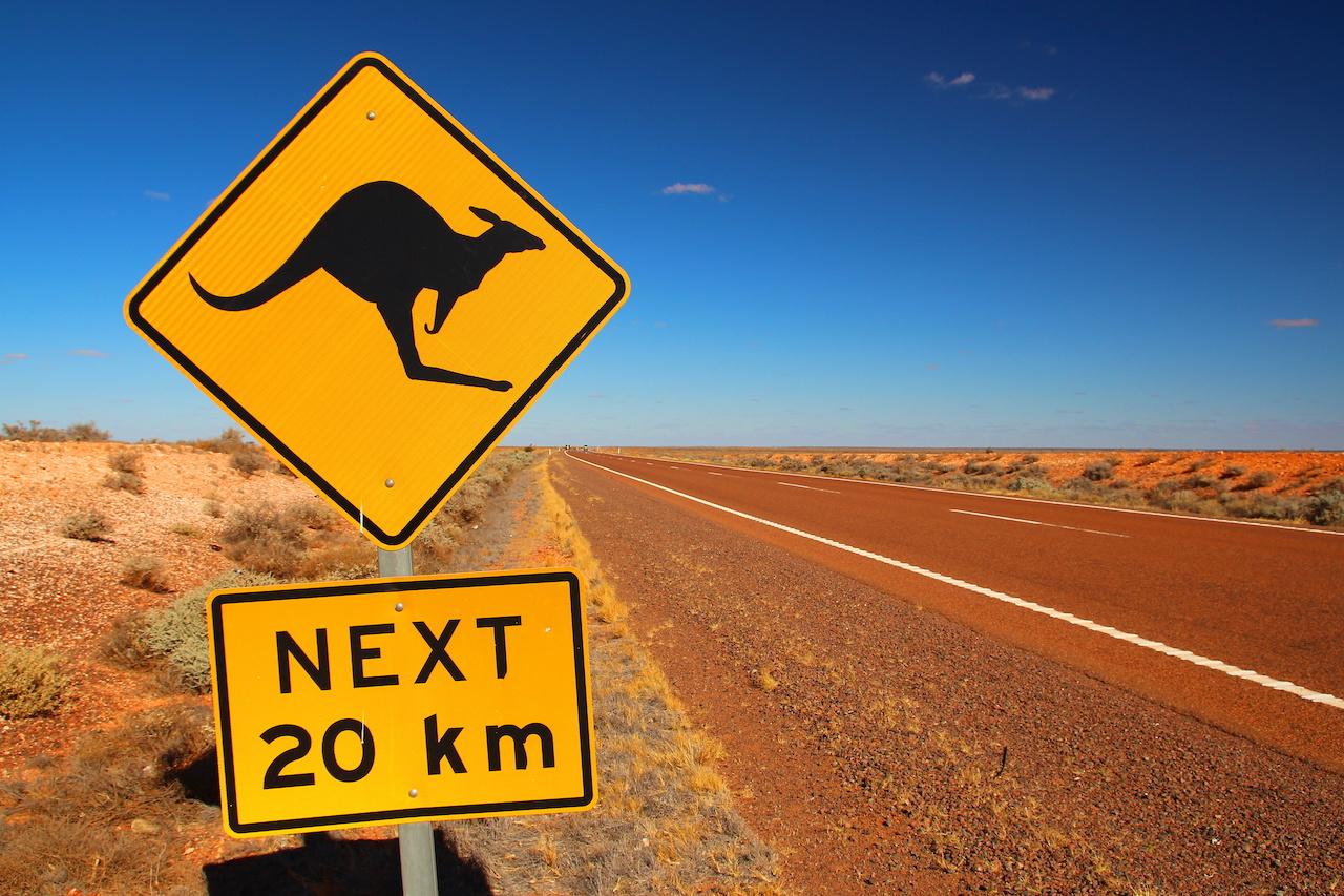 Road trips in Australia
