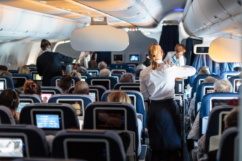 Etiquette for long haul flights