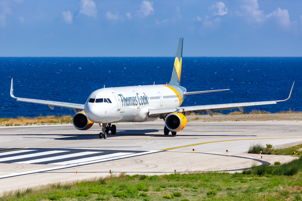 Thomas Cook Ceased Trading