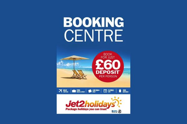 Jet2holidays with Camel Travel