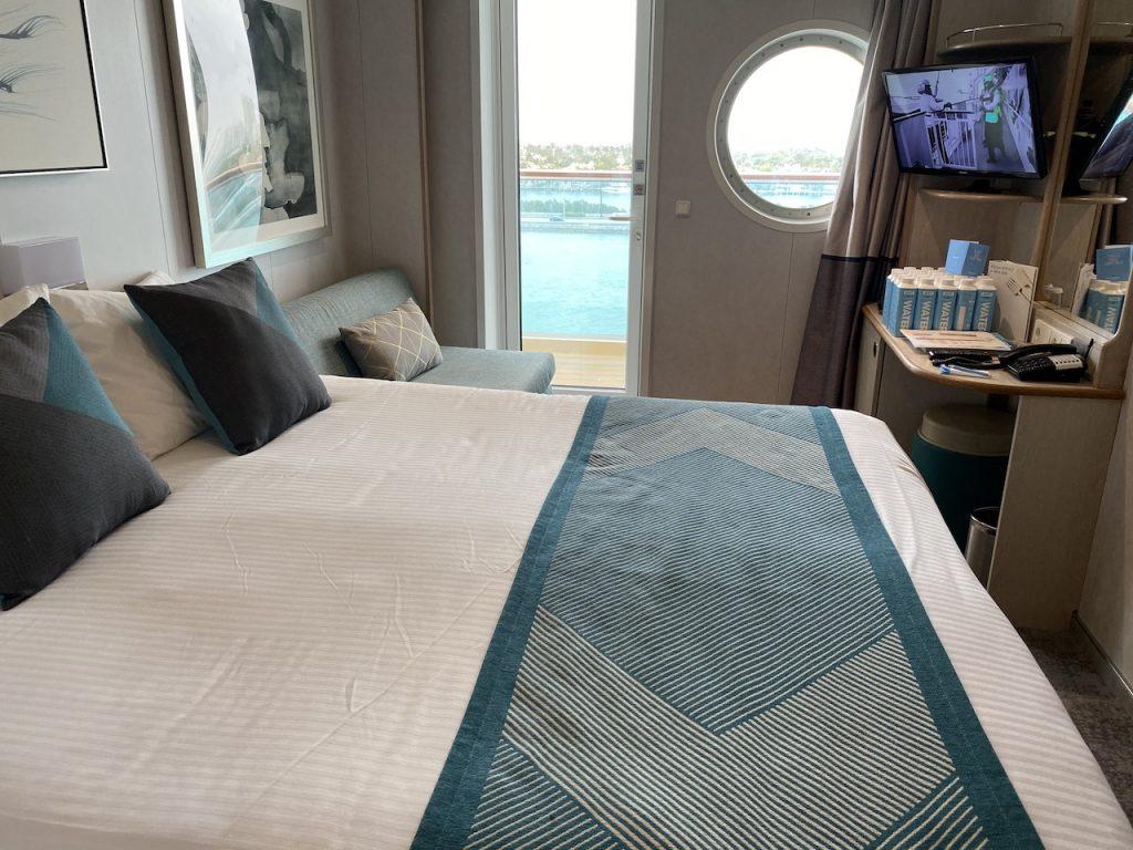 Cabin 0058 NCL Sky bed