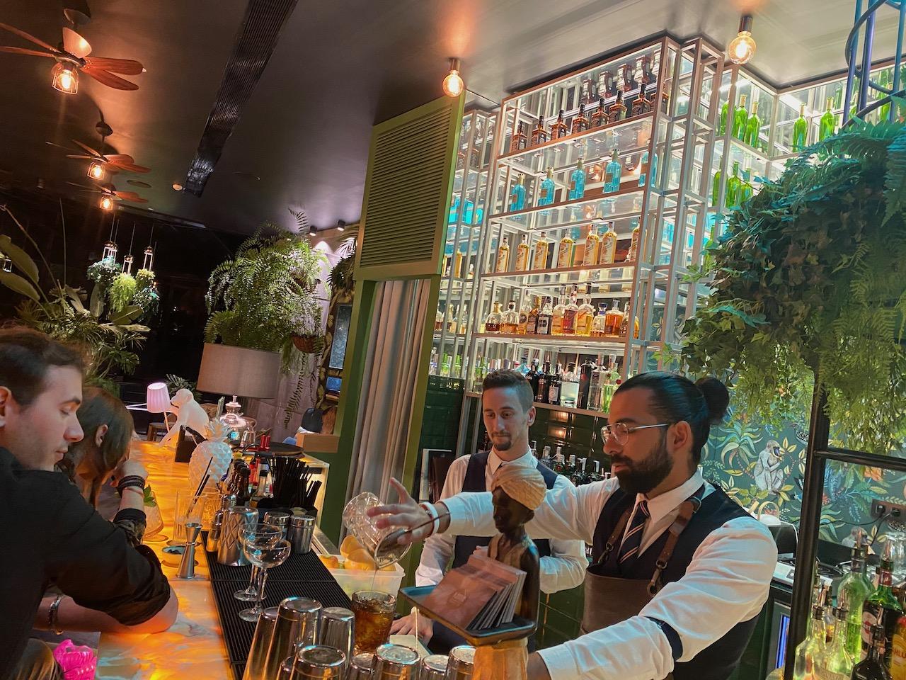 Kentia Cocktails