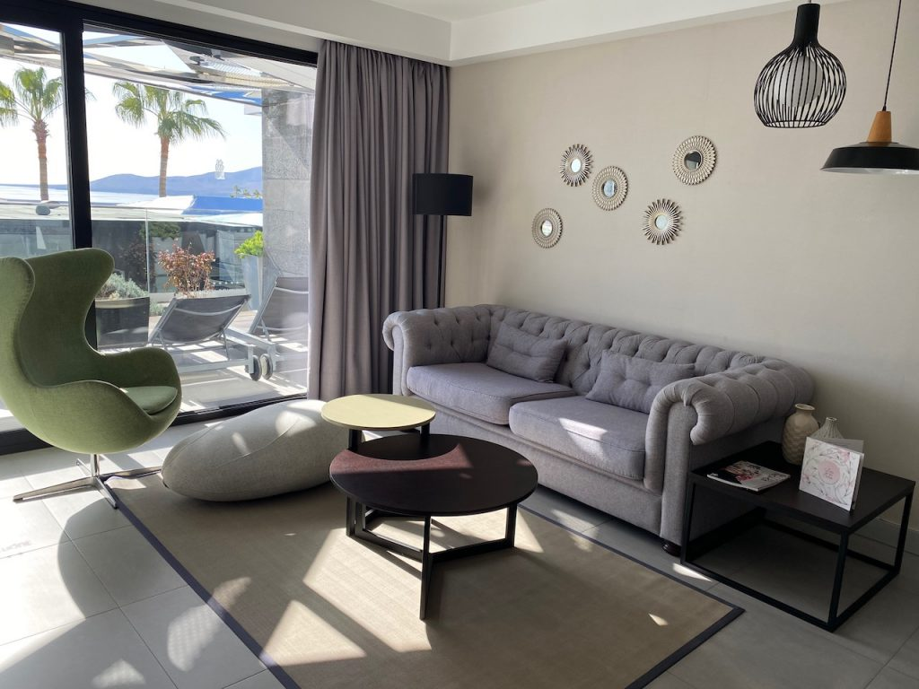 La Isla y El Mar classic suite 705 interior