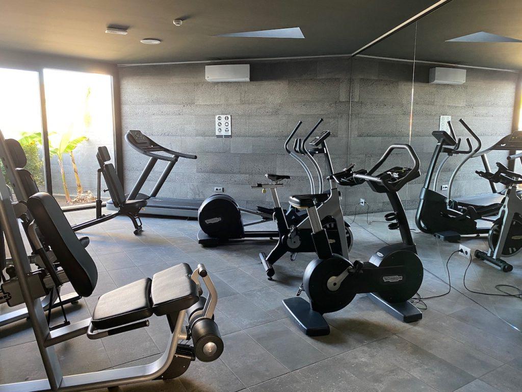 La Isla y El Mar gym