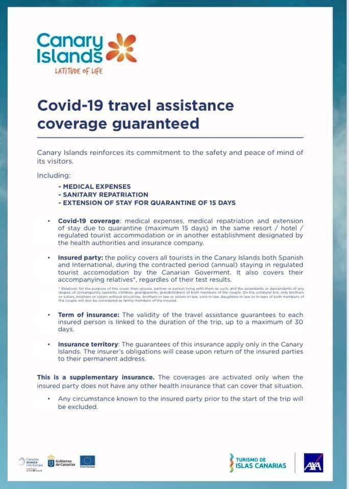 Covid Insurance