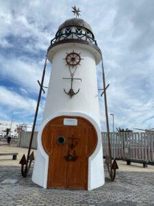 Cruz del Mar Monument