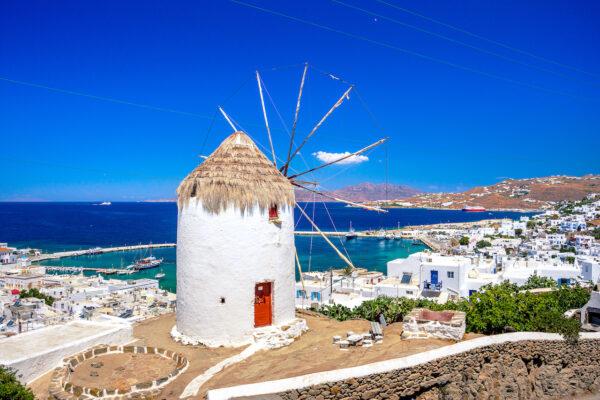 Resilient Lady Greek Island Glow