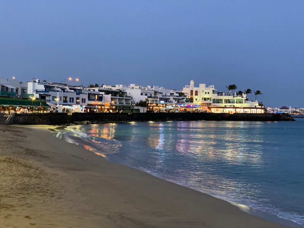 8 islands road trip: Lanzarote