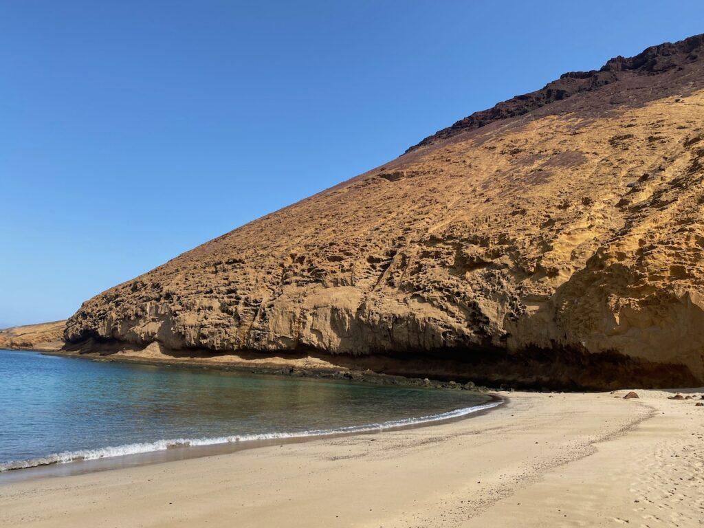 8 islands road trip: La Graciosa
