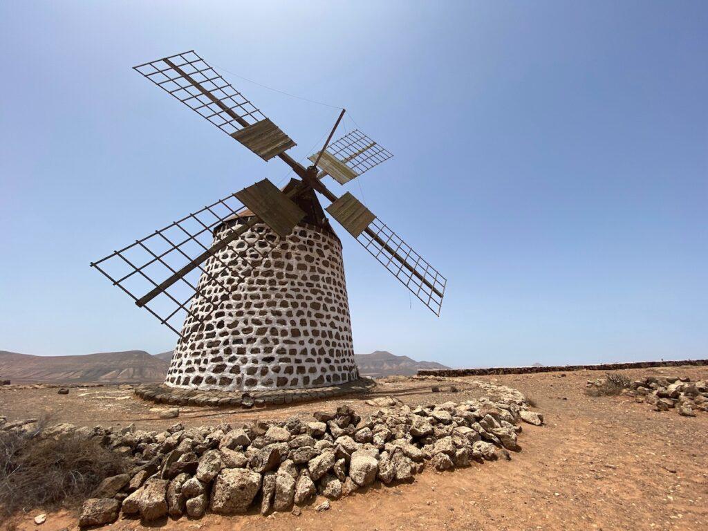 8 islands road trip: Fuerteventura