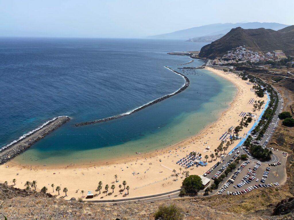 8 islands road trip: Tenerife